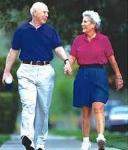 Image of healthy elder couple